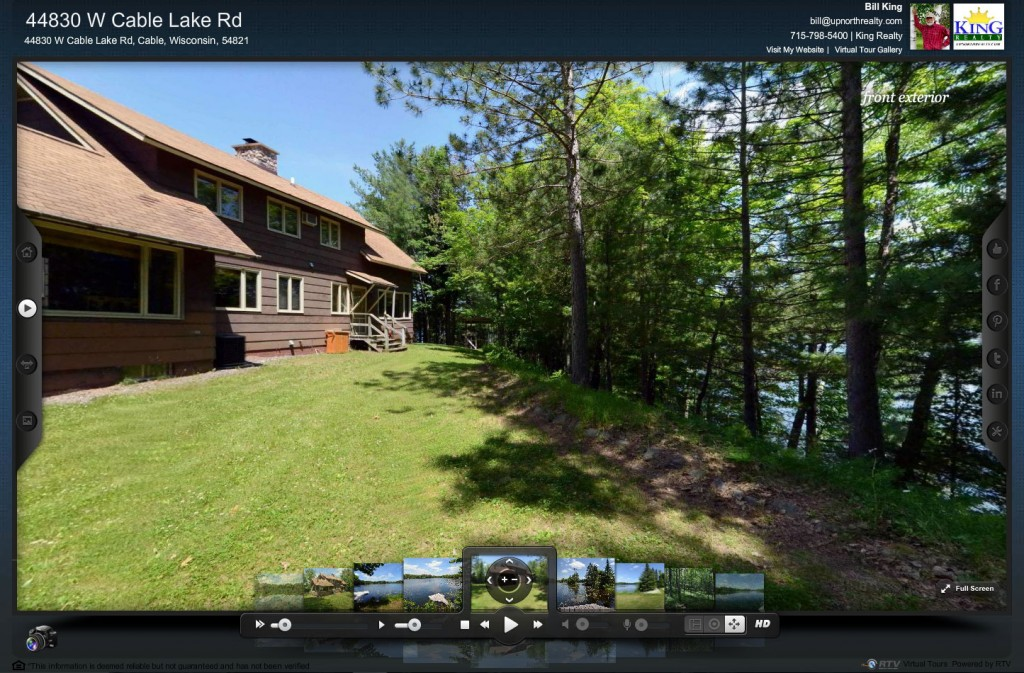 Virtual Tour Example