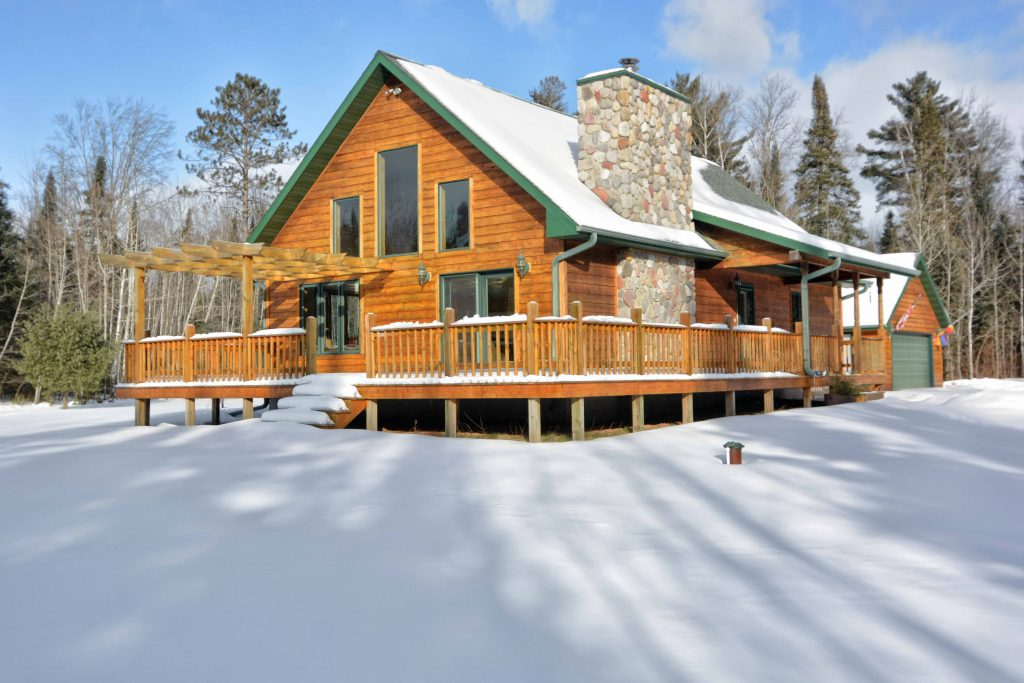 Clam Lake WI Home for Sale