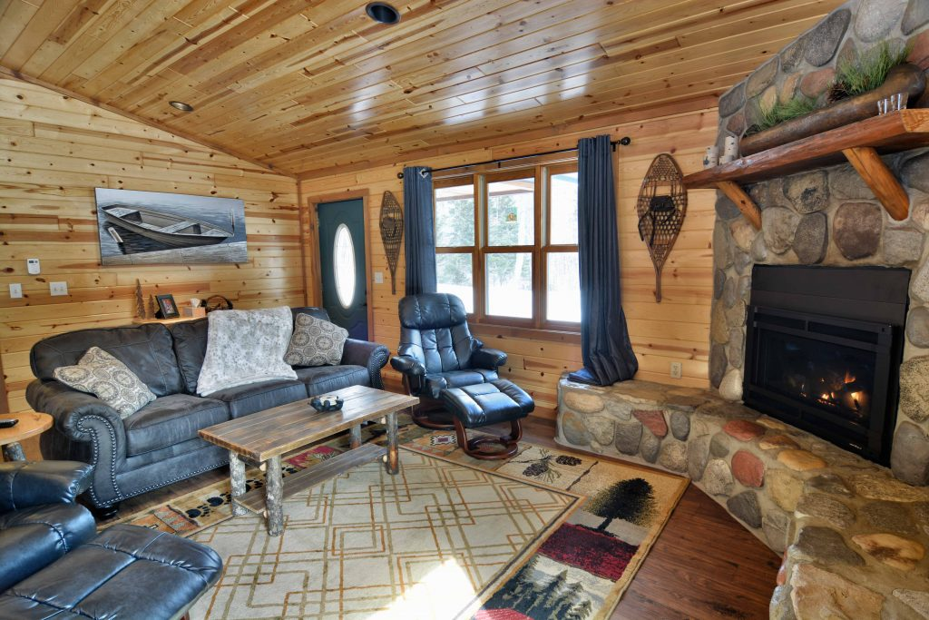 Clam Lake WI Vacation Rental