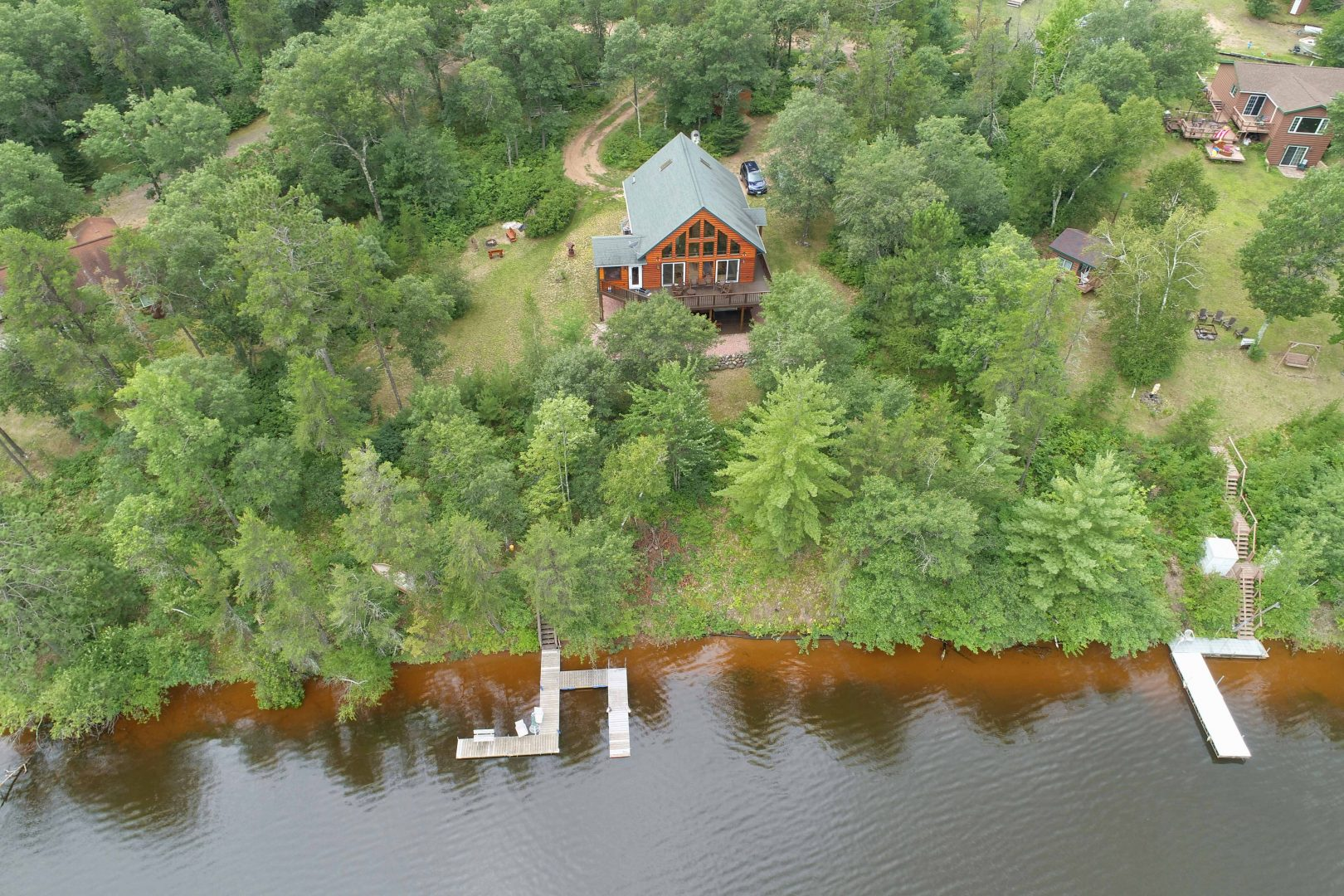 Aerial Drone Photo Services Minong WI