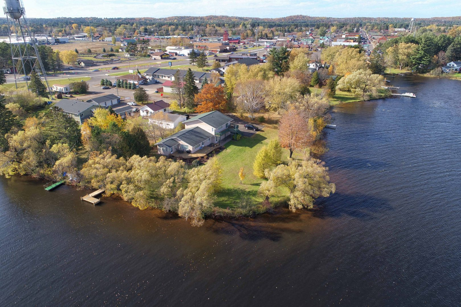 Hayward, WI Drone Photography
